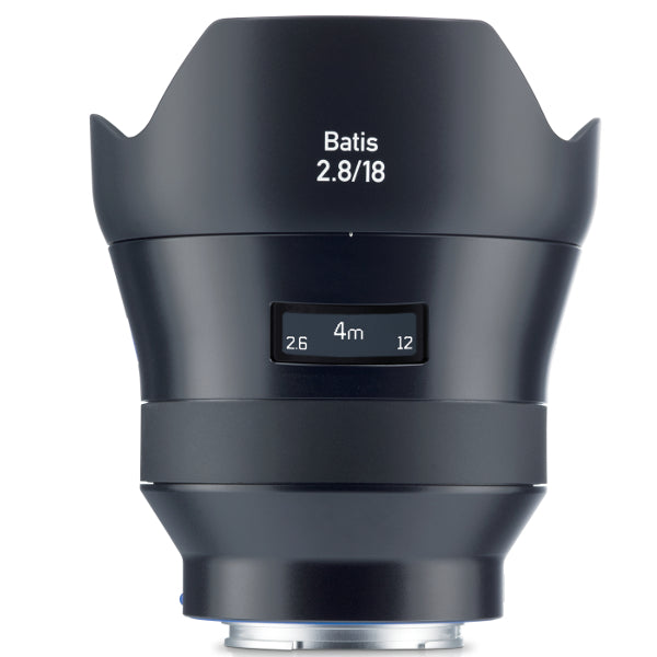 Zeiss Batis 18mm f/2.8 E for Sony E Mount
