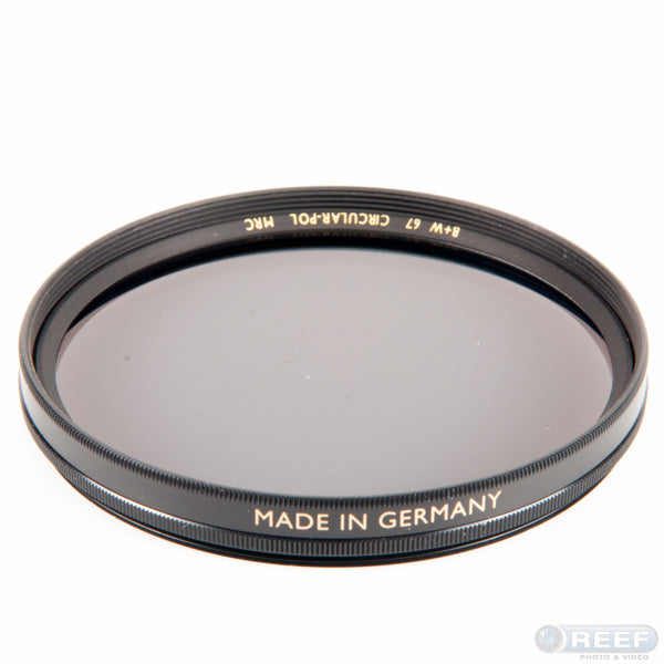 B+W 67mm Circular Polarizer Filter