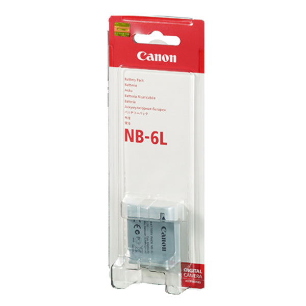 Canon NB-6L Battery for S90/S95