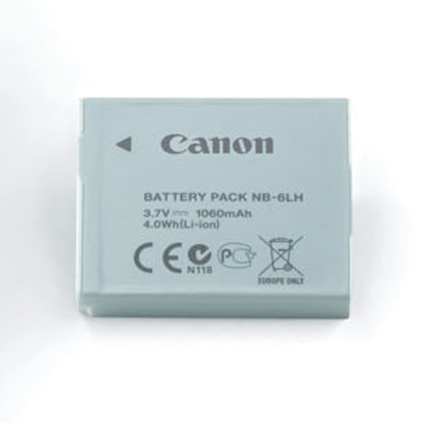 Canon NB-6LH Battery for S90, S95, S120