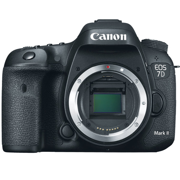 Canon EOS 7D Mark II DSLR Camera (Body & WiFi Adaptor)