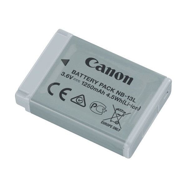 Canon NB-13L Lithium-Ion Battery Pack (G7X)
