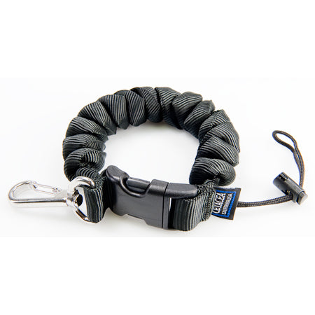 Cetacea Coil Lanyard with Tubular Web
