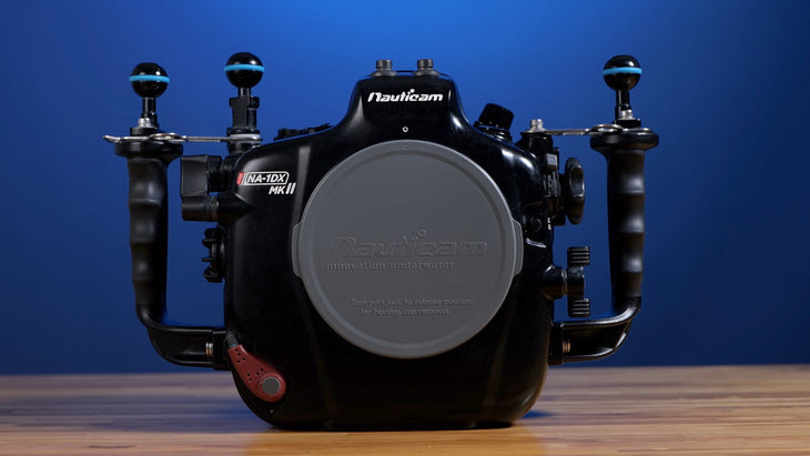 CP.3664 Used Nauticam NA-1DXII housing for Canon 1DX II Camera (SKU:17321)