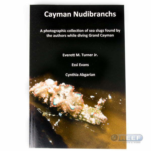 Cayman Nudibranchs by Turner, Evans, Abgarian