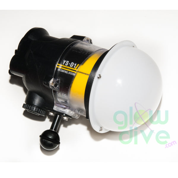 Glow Dive Light Dome for Sea & Sea YS-D1 / YS-D2