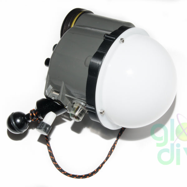 Glow Dive Light Dome for Inon Z240