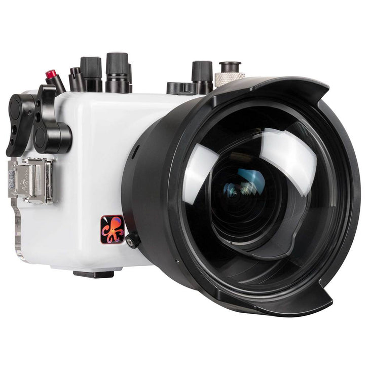 Ikelite 200DLM/A Underwater TTL Housing for Olympus OM-D E-M10 Mark III Mirrorless Micro Four-Thirds Cameras