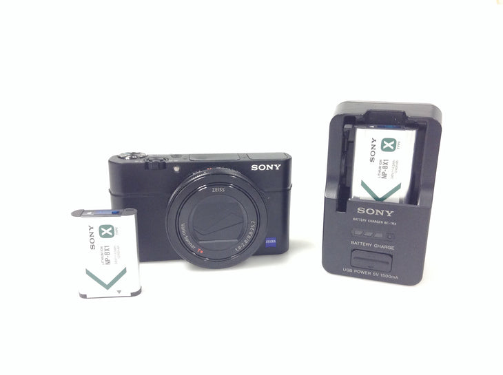 cp.3269 Used Sony Rx100 IV Camera