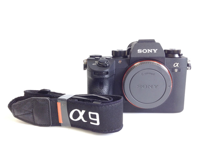 cp.3120 Used Sony Alpha a9 Mirrorless Digital Camera (Body Only) (SKU: son.ILCE9.b)