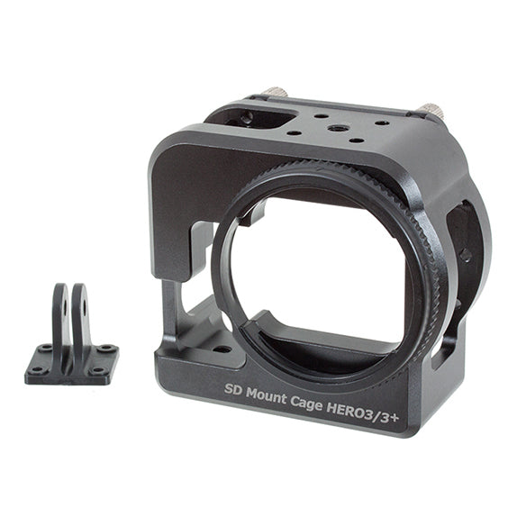 Inon SD Mount Cage for GoPro HERO 3/3+/4 60M Housings