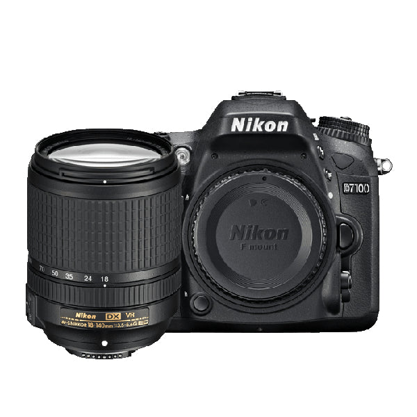Nikon D7100 Camera With 18-140mm f/3.5-5.6G ED VR
