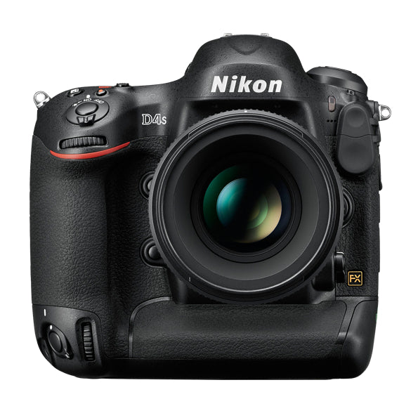Nikon D4s DSLR Pro Camera - Body Only