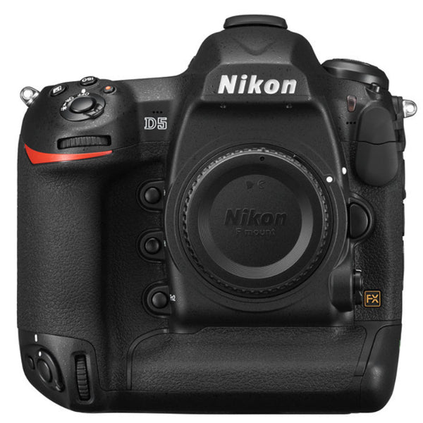 Nikon D5 DSLR Pro Camera - Body Only, CF Memory