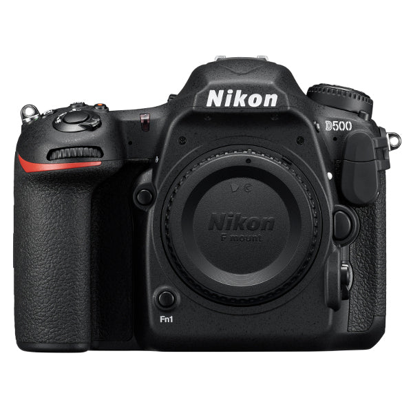 Nikon D500 DX Format Digital SLR Camera Body