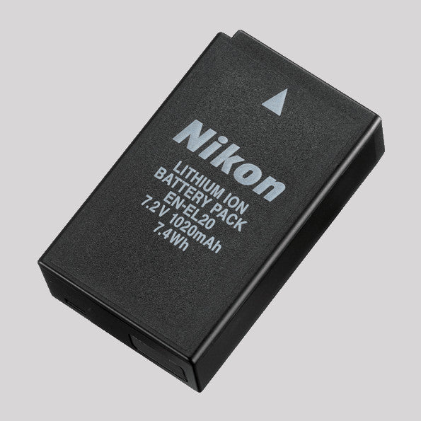 Nikon EN-EL20 Rechargeable Li-Ion Battery
