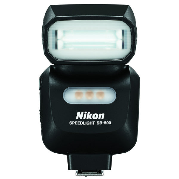 Nikon SB-500 AF Speedlight & Video Light