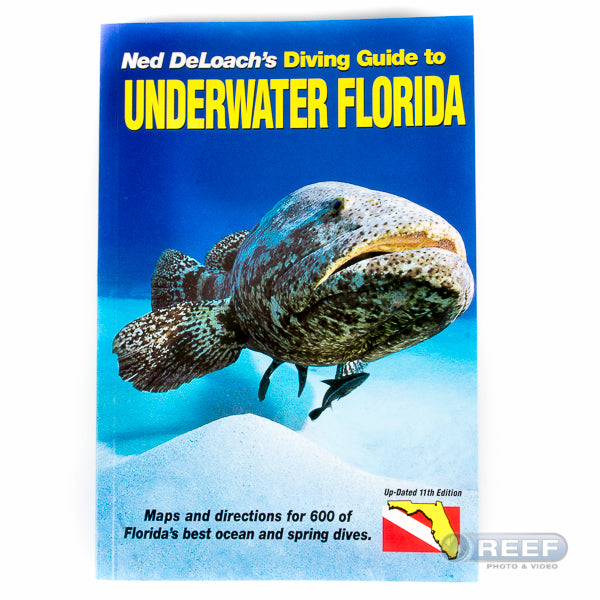 Florida Underwater Diving Guide - 11th Ed.
