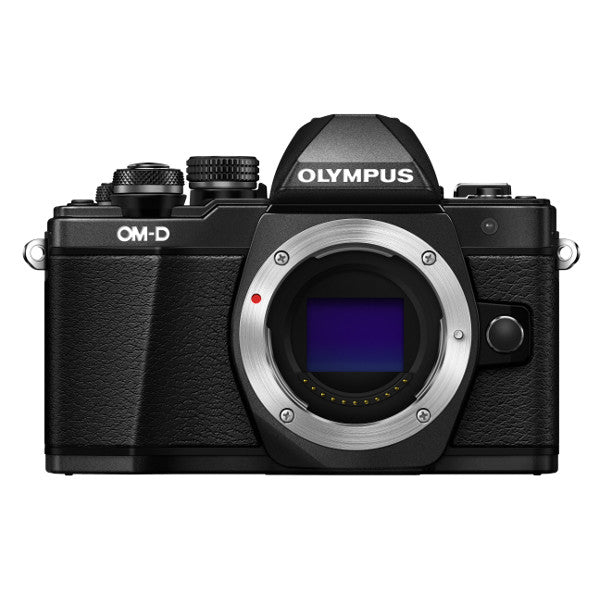 Olympus OM-D E-M10 Mark II Mirrorless Micro Four Thirds Digital Camera (Body Only)