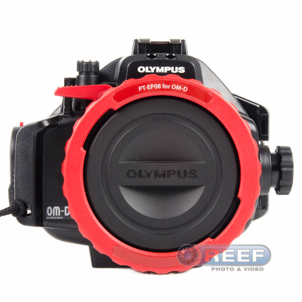 Olympus PT-EP08 Underwater Housing for OM-D E-M5 Camera