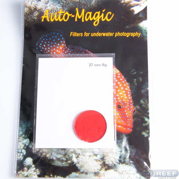 Auto Magic 37mm Inner Flip Filter