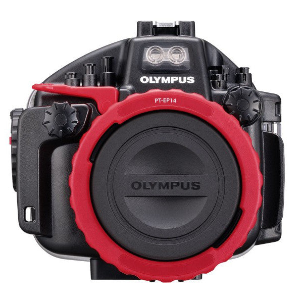 Olympus PT-EP14 Underwater Housing for OM-D E-M1 Mark II Camera