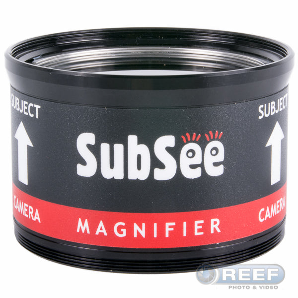 Reefnet SubSee Magnifier (+10 Diopter)