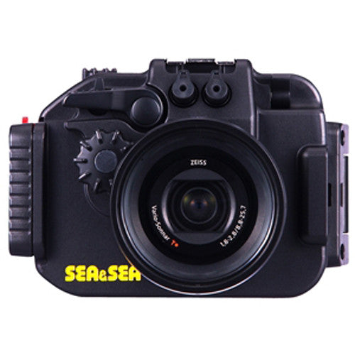 Sea & Sea MDX-RX100III Underwater Housing for Sony Cyber-Shot RX100 III, IV, or V