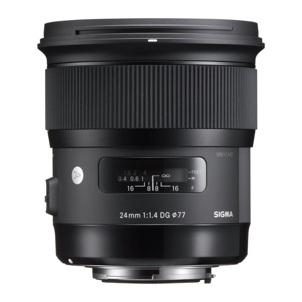 Sigma 24mm f/1.4 DG HSM | Art for Canon