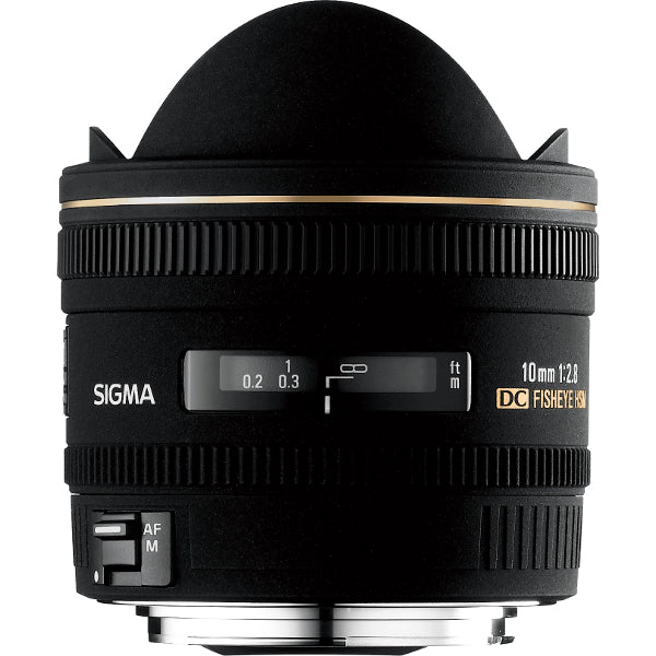 (DISCONTINUED) Sigma AF 10mm f/2.8 EXDC HSM Lens for Canon
