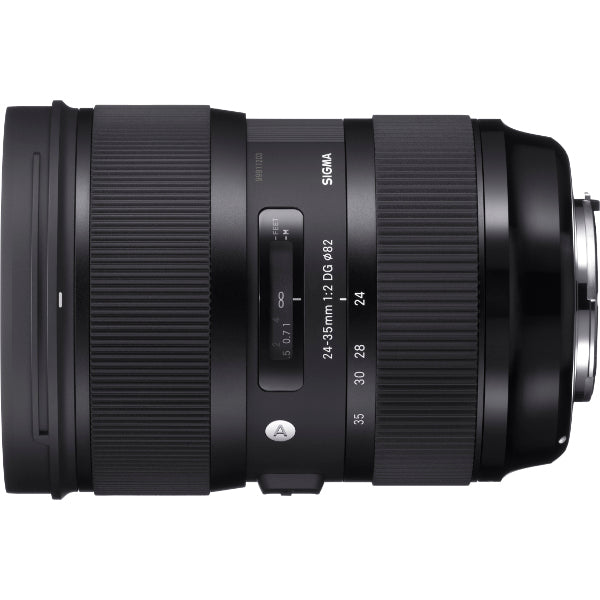 Sigma 24-35mm f/2 DG HSM | Art for Canon