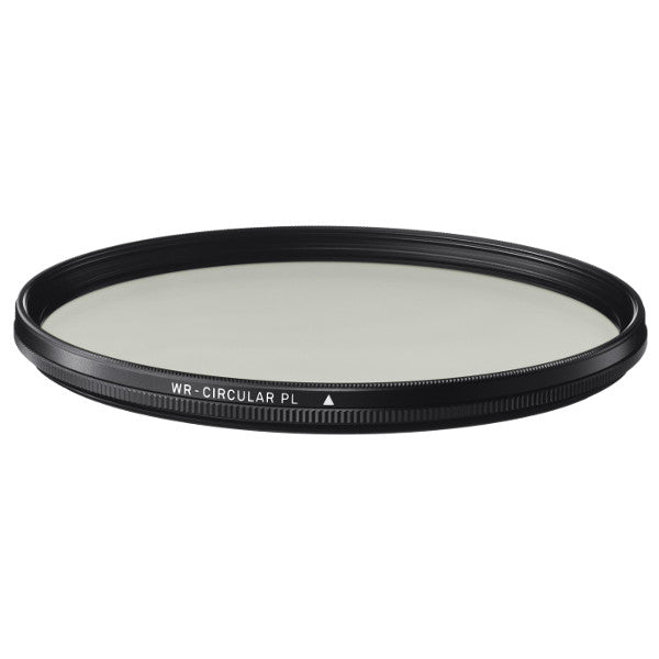 Sigma Water Repellent Circular Polarizer Filter 58mm