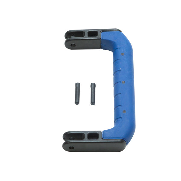 SKB 6+3/4 Inch Colored Handle, Blue