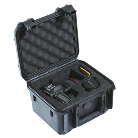 SKB Waterproof DSLR Camera Case, Custom Foam