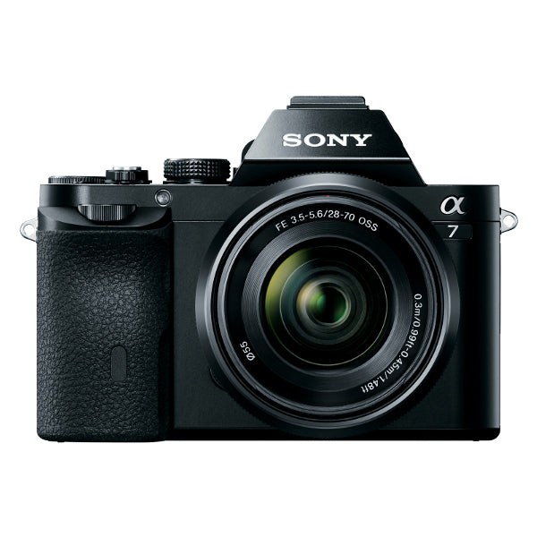 Sony Alpha a7 Mirrorless Digital Camera with FE 28-70mm f/3.5-5.6 OSS Lens