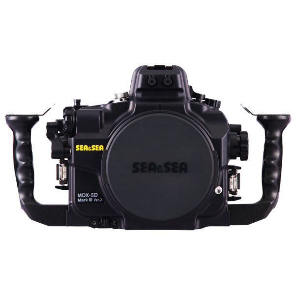 Sea & Sea MDX-5D MK III Housing for Canon 5D Mark III V2 for 5D Mk III, 5DS, 5DSR
