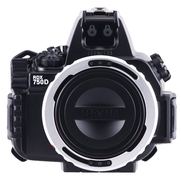 Sea & Sea RDX-750D Housing for Canon Digital Rebel T6i