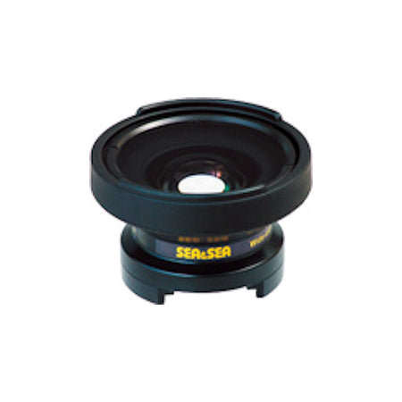 Sea & Sea DX-860G/DX-1200HD Wide-Angle Conversions Lens