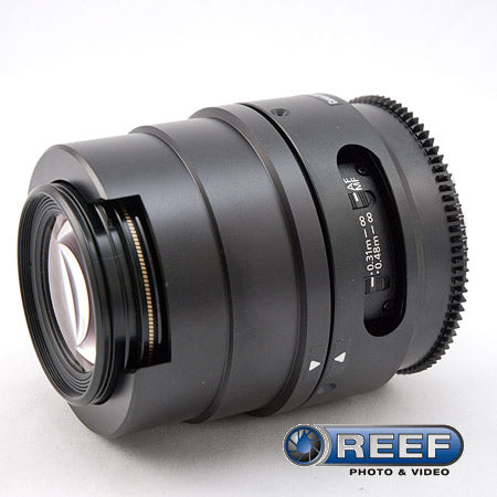 Sea & Sea Focus Gear for Canon EF 100mm USM Macro in DX Port