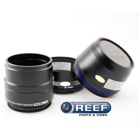 Sea & Sea DX Macro Port Set for Nikkor 105mm VR