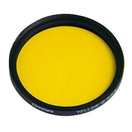 Tiffen Filter Yellow 12, 62mm Thread