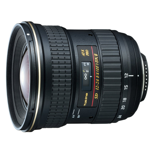 Tokina 12-24mm f/4 AT-X Pro DX II AF Lens for Canon