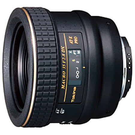 Tokina AT-X M35 Pro DX 35mm f/2.8 for Nikon