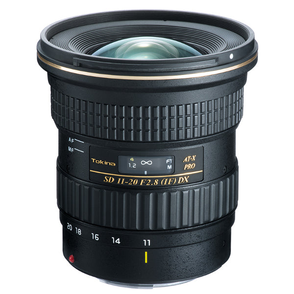 Tokina AT-X 11-20mm f/2.8 DX for Canon