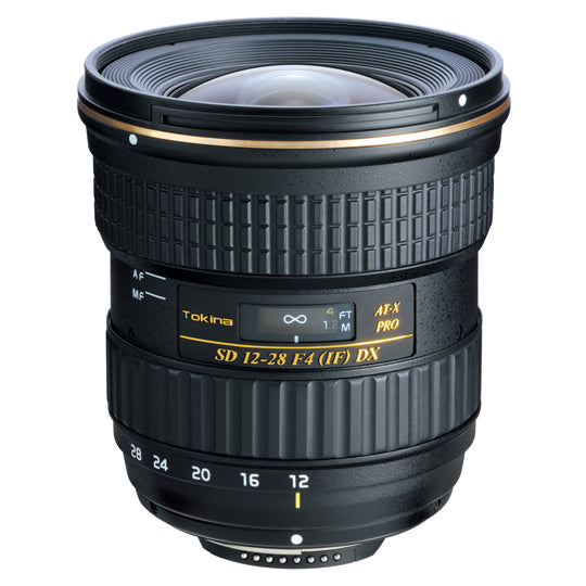 Tokina AT-X 12-28mm f/4 for Canon