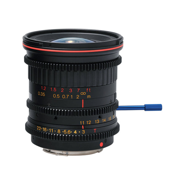 Tokina 11-16mm T3.0 Cinema Lens for Canon