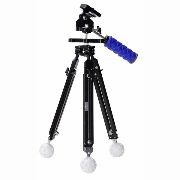 ULCS Pan & Tilt Tripod with Extension Legs