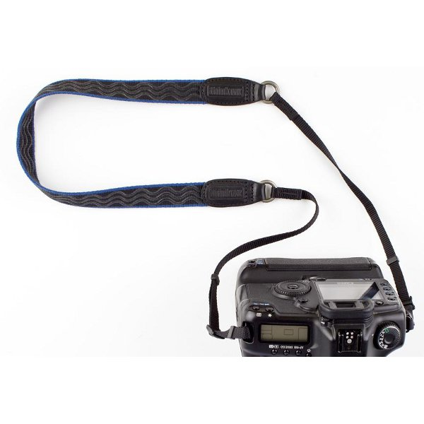 Think Tank 1 Inch Double-Sided Non-Slip Camera Strap V2.0 Blue