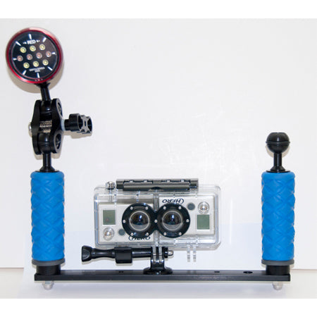 ULCS Double Tray for 3D GoPro