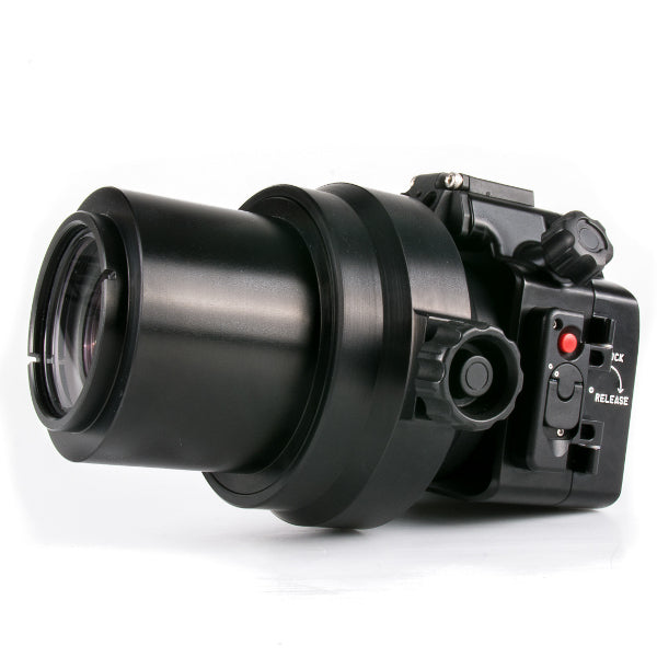 Zen Port for Metabones Adaptors and Canon 100mm Macro Lenses on Sony APS-C Mirrorless Cameras